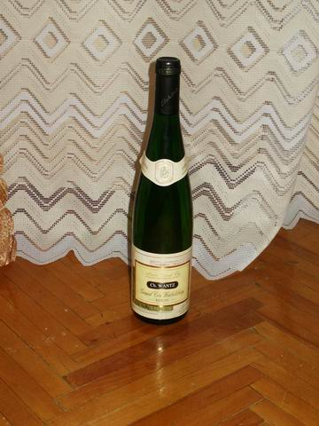 Ch.Wantz Alsace Grand Crue Riesling 1999